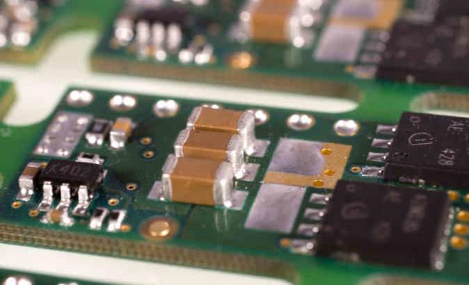 custom power electronics module