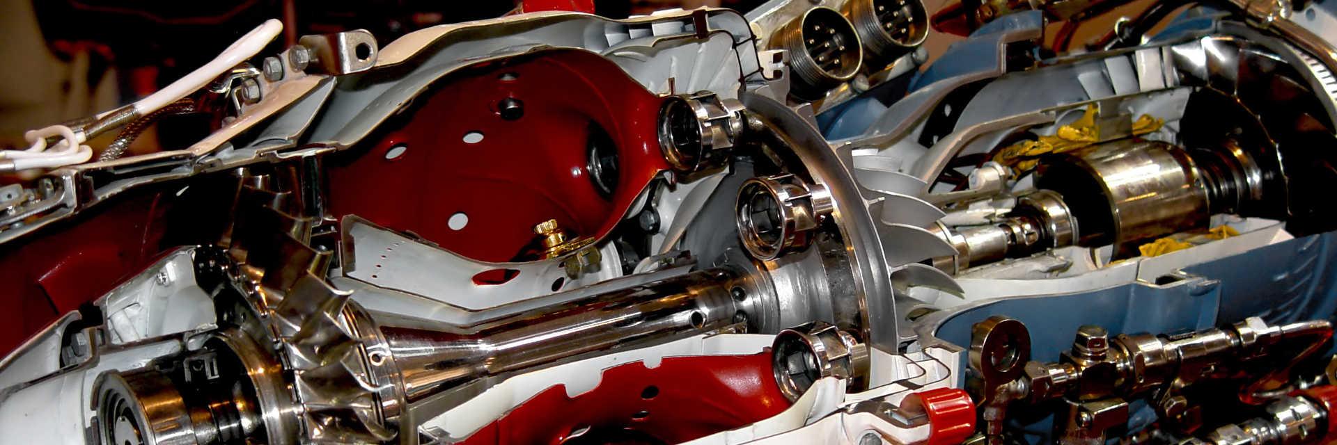 starter/generator per applicazioni aeronautiche