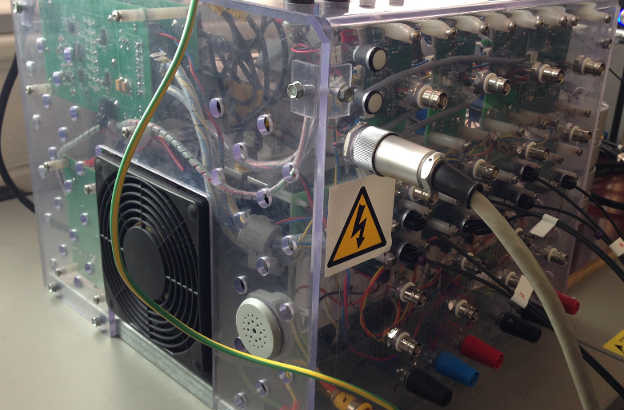 Prototipo di inverter destinato ad usi di ricerca e sviluppo